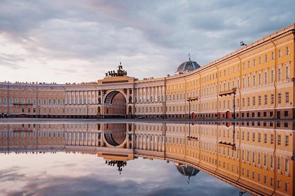 St. Petersburg - Moscow